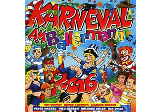 VARIOUS - Karneval Am Ballermann 2016 - (CD)