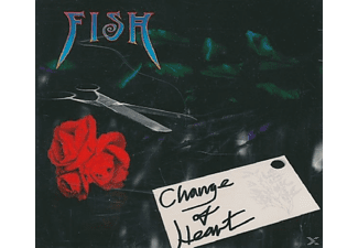Fish - Change Of Heart - (Maxi Single CD)