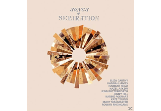 Songs Of Separation - Songs Of Separation [CD]