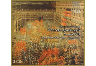 Christensen - Concerti Grossi Op.6-2CD - (CD)
