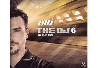 Atb The Dj 6 In The Mix Dance Electro Cds Mediamarkt