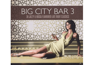 VARIOUS - Big City Bar 3 - (CD)