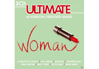 VARIOUS - Ultimate Woman - (CD)