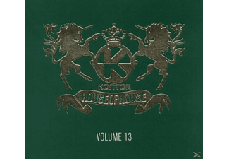 VARIOUS - Kontor House Of House Vol.13 - (CD)