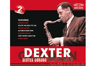 Dexter Gordon - There He Blows - (CD)