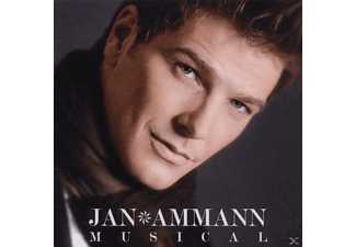 Jan Ammann - Musical - (CD)
