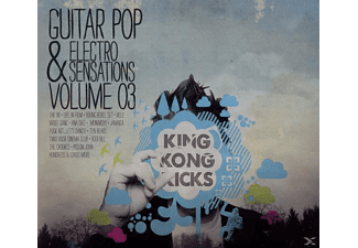 VARIOUS - King Kong Kicks Vol.3 - (CD)