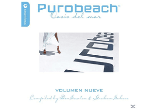 VARIOUS - Purobeach Volumen Nueve - (CD)