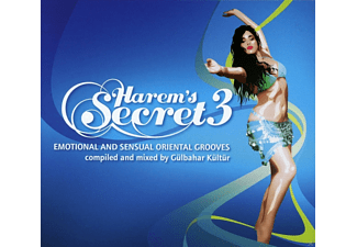 VARIOUS - Harem's Secret 3 - (CD)