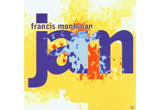Francis Monkman - JAM - (CD)