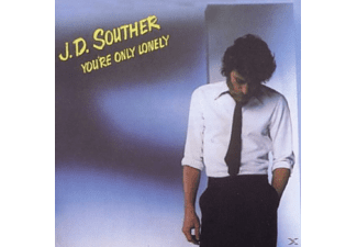 J.D. Souther - You're Only Lonely - (CD)