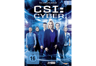 CSI: Cyber - Staffel 1 - (DVD)