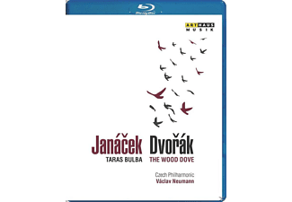 Václav Neumann, The Czech Philharmonic Orchestra - The Wood Dove/Taras Bulba - (Blu-ray)