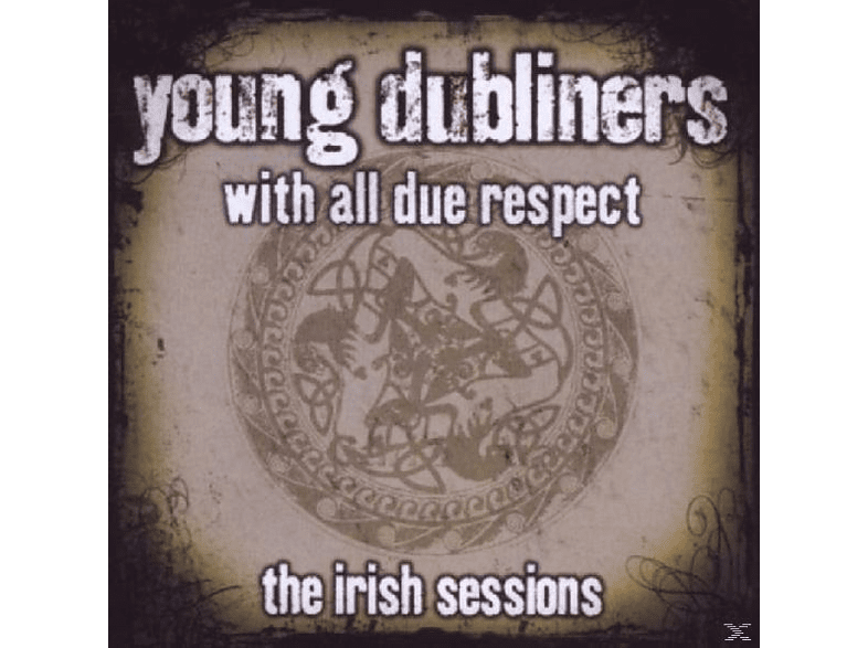 Young Dubliners - With All Due Respect-The Irish Sessions [CD]