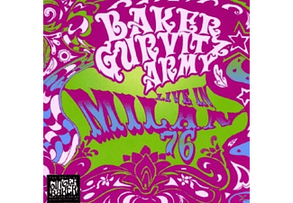 Baker Gurvitz Army - LIVE IN MILAN 1976 [CD]