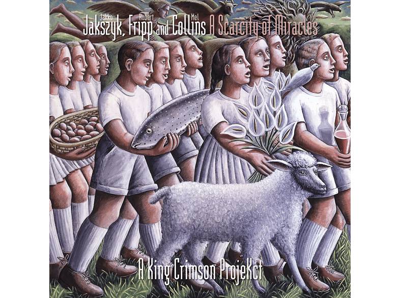 Fripp And Collins Jakszyk - Scarcity Of Miracles- A King Crimson Project [CD + DVD]