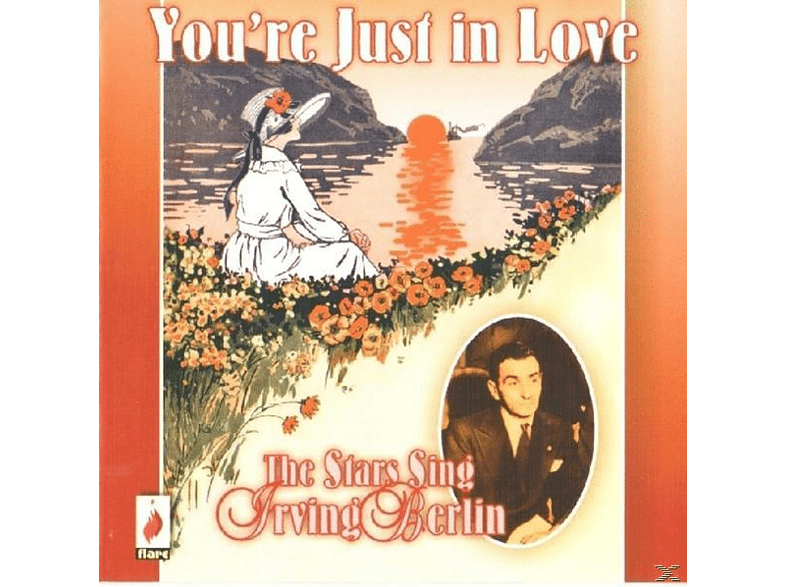 VARIOUS - You're Just In Love [CD]