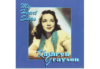 Kathryn Grayson - My Heart Sings - (CD)