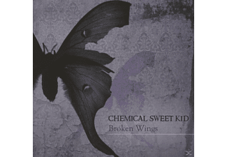 The Chemical Sweet Kid - Broken wings - (CD)