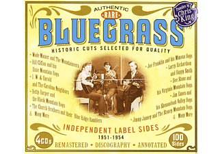 VARIOUS - Rare Bluegrass Indie Label Sides 51 - (CD)