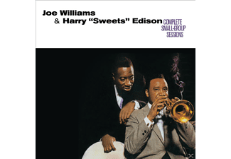 Joe Williams, Sweets Edison - Complete Small-Group Sessions - (CD)