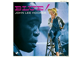 John Lee Hooker - Blue!+2 Bonus Tracks (Ltd.Edt 180g Vinyl) - (Vinyl)