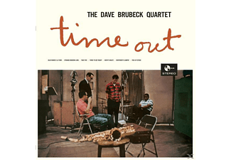 The Dave Brubeck Quartet - Time Out+2 Bonus Tracks (Ltd.Edt 180g Vinyl) - (Vinyl)