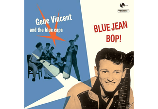 Gene & The Blue Vincent - Blue Jean Bop!+2 Bonus Tracks (Ltd.Edt 180g Vin [Vinyl]