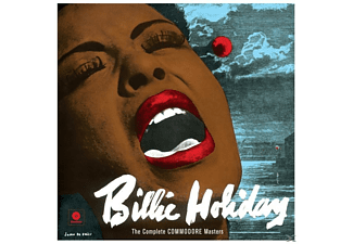 Billie Holiday - The Complete Commodore Masters (Ltd.180g - (Vinyl)