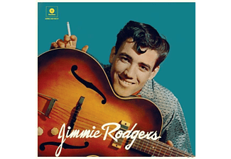 Jimmie Rodgers - The Debut Album+2 Bonus Tracks (Ltd.180g Vinyl) - (Vinyl)