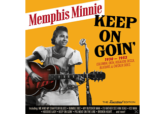 Memphis Minnie - Keep On Goin' - (CD)