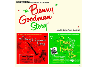 Benny Goodman - The Benny Goodman Story-Complete Motion - (CD)