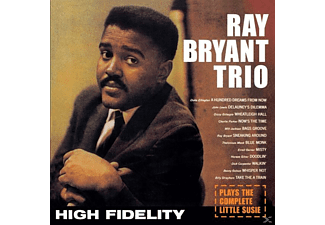 Ray / Trio Bryant - Plays+2 Bonus Tracks - (CD)