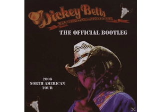 Dickey Betts - Official Bootleg - (CD)