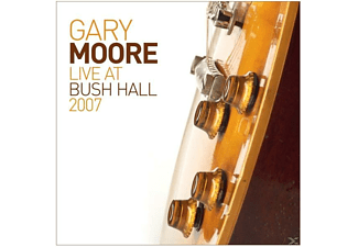 Gary Moore - Live At Bush Hall 2007 (CD)