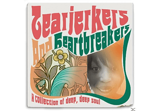 VARIOUS - Tearjerkers & Heartbreakers - (CD)