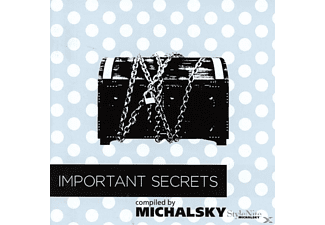 VARIOUS/MICHALSKY STYLENITE - Important Secrets [CD]