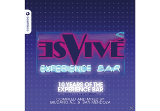 Giuliano A.L.& Iban Mendoza - Hotel Es Vive-10 Years of the Experience Bar - (CD)