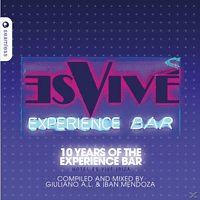 Giuliano A.L.& Iban Mendoza - Hotel Es Vive-10 Years of the Experience Bar [CD]