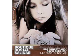 Various/PBR Streetgang/Phillips/+ - Boutique Hostal Salinas-Ibiza Summer Sessions - (CD)