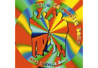Favourite Sons - That Driving Beat - (CD)