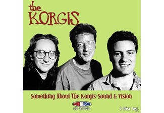 The Korgis - Something About The Korgis - (CD + DVD Video)