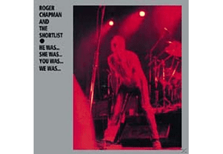 Roger Chapman - He Was...She Was...You Was...We...Was - (CD)