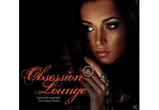 VARIOUS - Obsession Lounge Vol.8 - (CD)