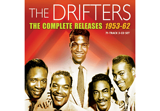 The Drifters - The Complete Releases 1953-62 - (CD)