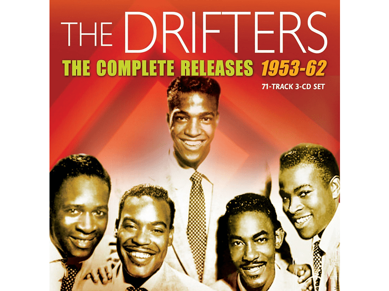 The Drifters - The Complete Releases 1953-62 [CD]