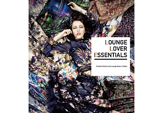 VARIOUS - Lounge Lover Essentials - (CD)