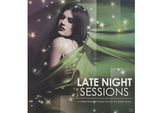 VARIOUS - Late Night Sessions - (CD)