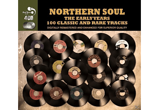 VARIOUS - Northern Soul The Early Years - (CD)
