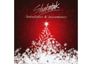 Shakatak - Snowflakes And Jazzamatazz-The Christmas Album - (CD)